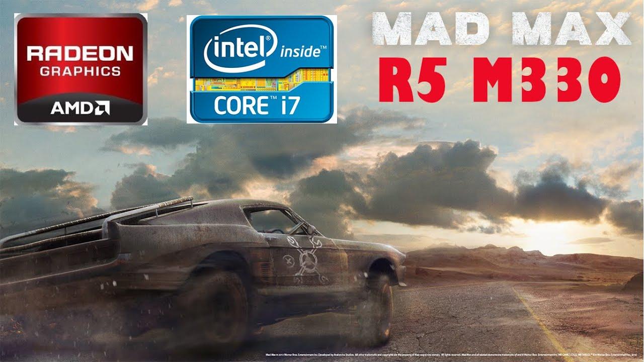 Paladins Gameplay on AMD Radeon R5 M330 (HP Notebook 15