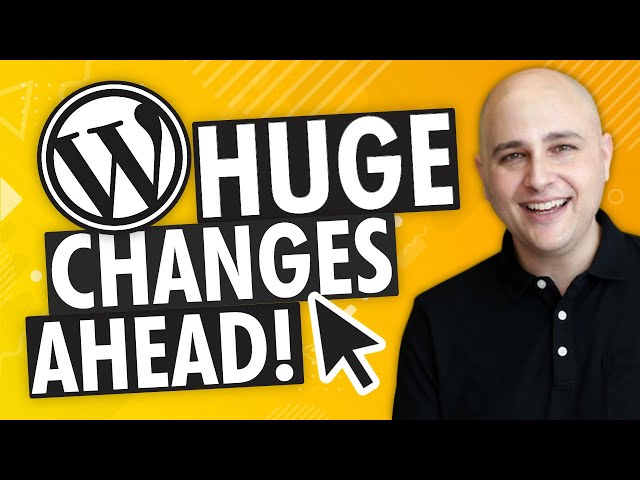 Huge WordPress Update Coming v5.5 - Everything Is About To Get A Whole Lot Better