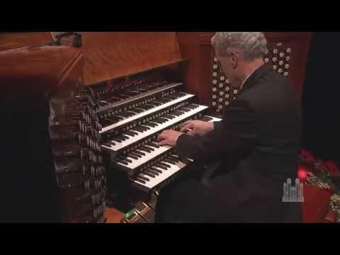 Bring a Torch, Jeanette Isabella (Organ Solo) - Mormon Tabernacle Choir