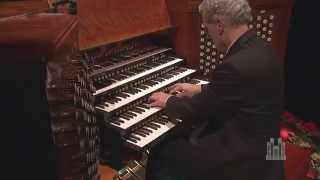 Bring a Torch, Jeanette Isabella (Organ Solo) - Mormon Tabernacle Choir