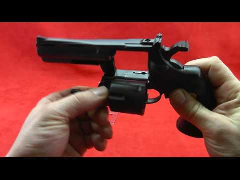 Reck / Bruni  Python 9mm RK   - Die schlechtesten Schreckschuss der Welt Teil 1
