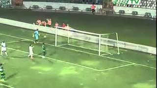 Bursaspor 3-1 Lekhwiya