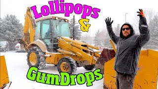 What its like to be a Snow plow operator -a Long cold day in the life of a snowfighter
