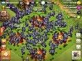 Clash of Clans   135 Level 5 Minion Attack Epic WIN