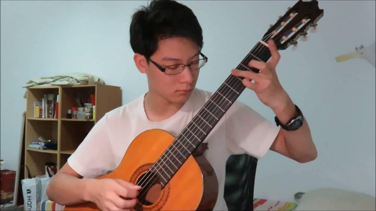 Michael Card El Shaddai Classical Guitar Youtube