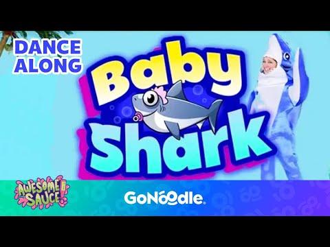 Baby Shark - Moose Tube | GoNoodle