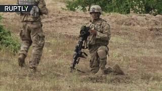 В Болгарии проходят тактические учения НАТО
