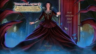 Vampire Legends 2: The Untold Story Of Elizabeth Bathory Ce Gameplay & Free Download | Hd 1080p