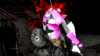 Download Video Ninja Steel Ryona (Slasher Themed) - Pink Ranger MP3 3GP MP4