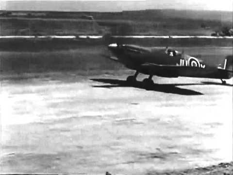 No 111 Squadron RAF Spitfire Italy 1943