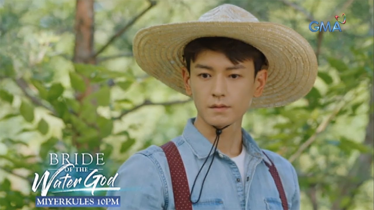 Bride of the Water God: Ang demigod