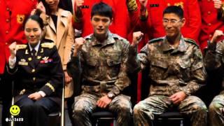 160415 김재중 - 단체사진촬영…
