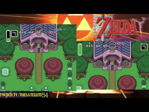 A Link To The Past (SNES, GBA): Two Games, One Controller - Part 1