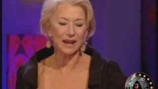 Helen Mirren talks about Russell Brand