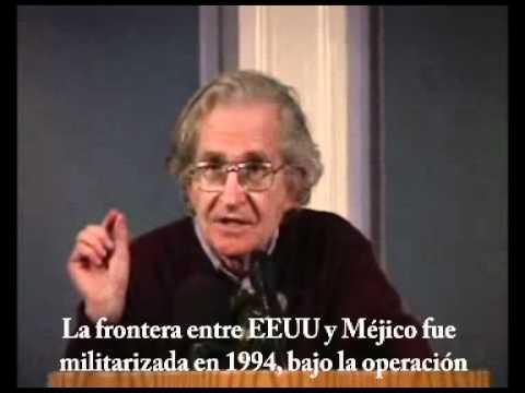 Noam Chomsky: qué es la globalización