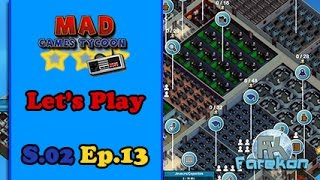"[FR] Mad Game Tycoon - S02 Ep13 - ""La nouveauté : Remastered"" - Let"