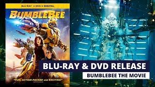 Bumblebee Movie Blu-Ray, DVD & Digital Release Details!
