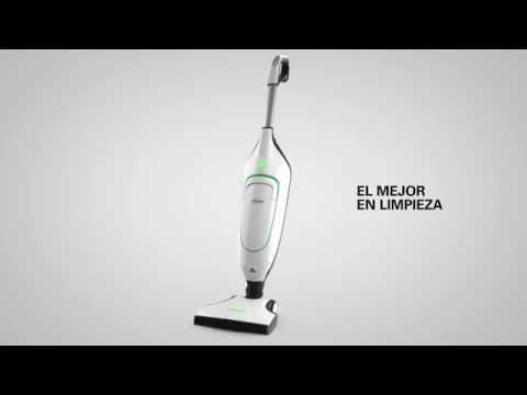 Vorwerk VK200 - El flamante sistema de limpieza Kobold