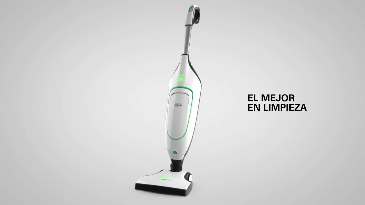 vorwerk vk200 el flamante sistema de limpieza kobold youtube. Black Bedroom Furniture Sets. Home Design Ideas