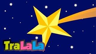 Steaua sus răsare - Colinde de iarnă pentru copii | TraLaLa