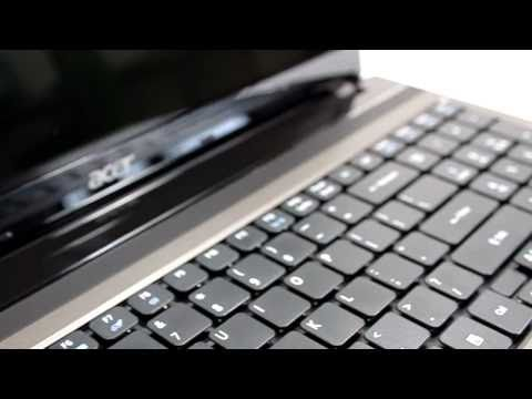 Acer Aspire 5750G HD Video-Preview