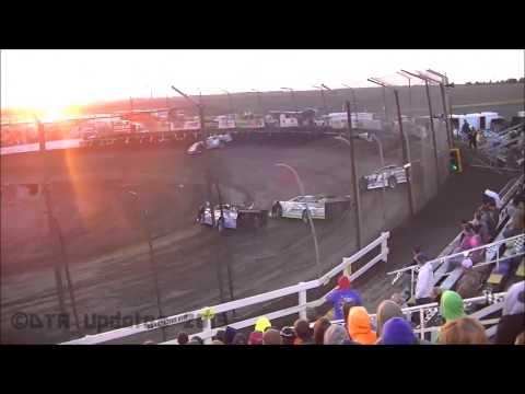 Lucas Oil Late Model Heat Races | Macon Speedway | 4.30.15