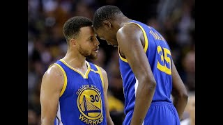 Kevin Durant vs. Steph Curry potential BEEF?