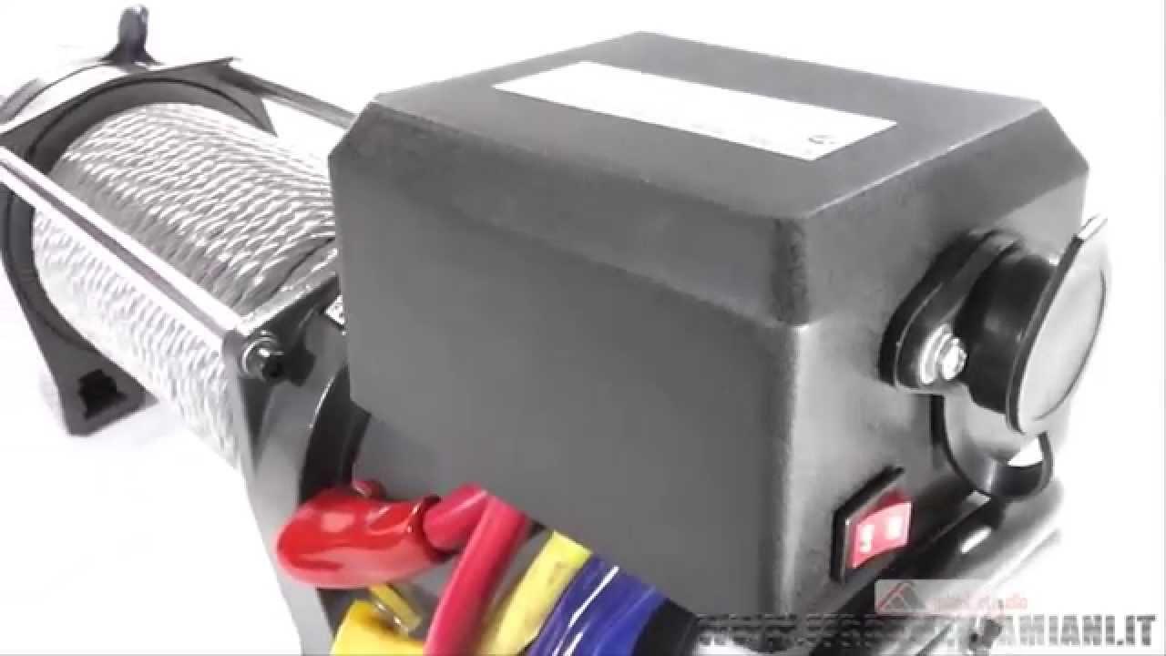 Schema Elettrico Per Verricello : Verricello elettrico ribimex v capacita kg art pe v