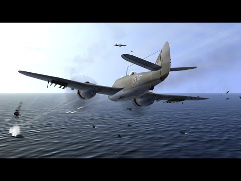 IL-2 1946, Beaufighter : Dodecanese - Intercept German Naval Forces