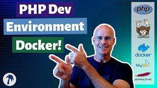 PHP web development environment with Docker tutorial - 001