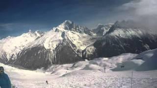 GoPro Line of the Winter: Paul Lenoir - Chamonix, France 03.09.16 - Snow