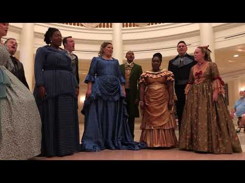 """Voices Of Liberty Sing """"You Raise Me Up"""", August 2019"""