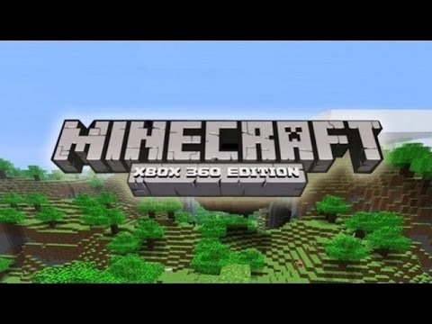 how to build a town in minecraft xbox 360