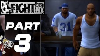 Def Jam Fight For New York #3 - Crows Crew