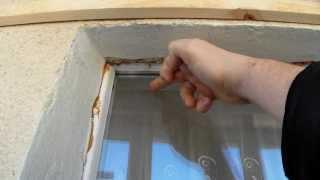 Косяки при обшивке вагонкой балкона