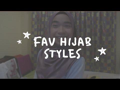 my fav hijab styles (shawl edition)