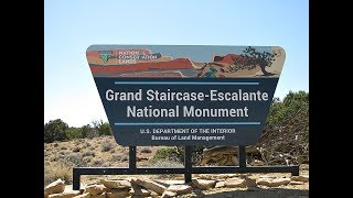 Grand Staircase Escalante National Monument Utah USA Geologists Paleontologists Archaeologists