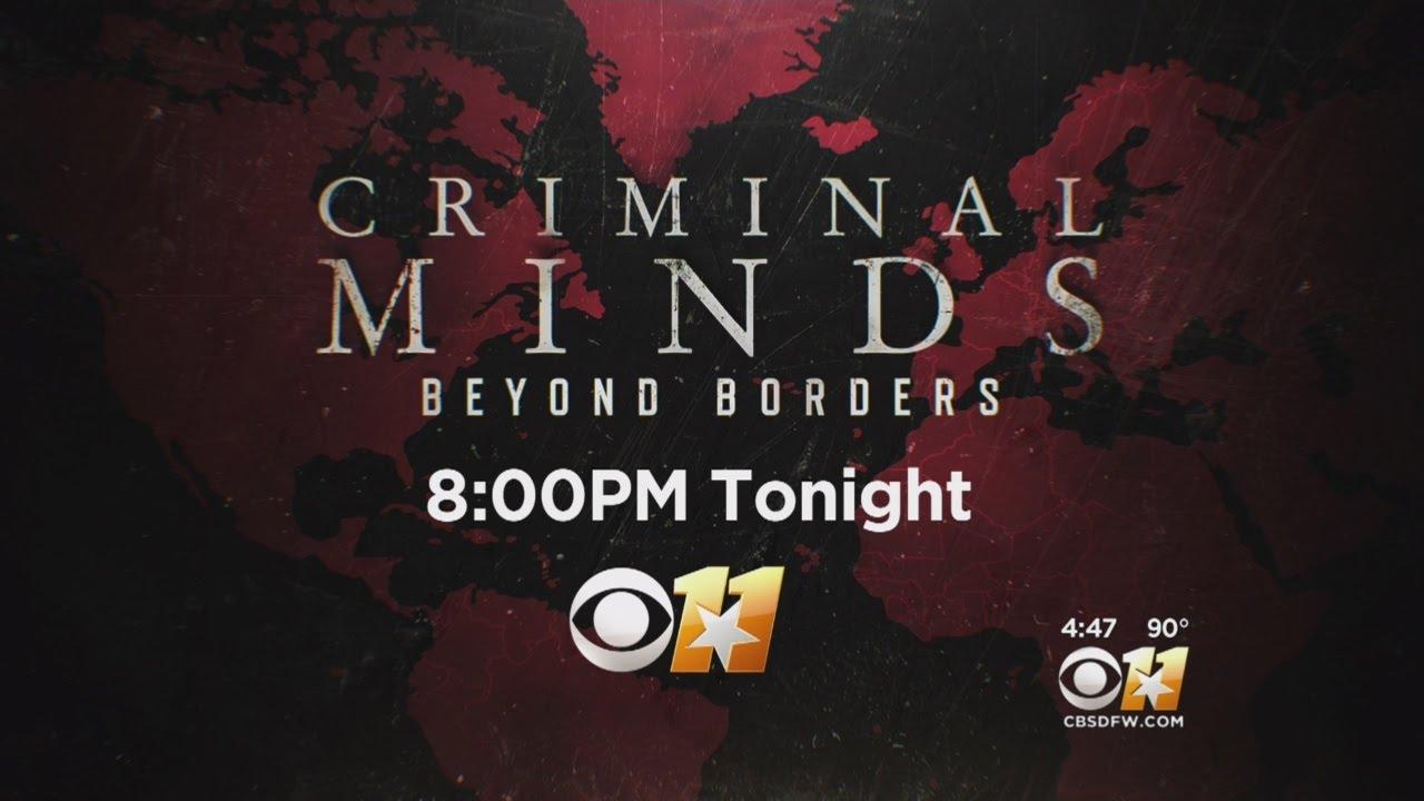 "Download ""Criminal Minds Beyond Borders"" Season Finale Tonight"