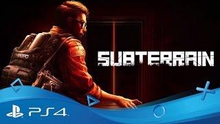 Subterrain | Launch Trailer | PS4