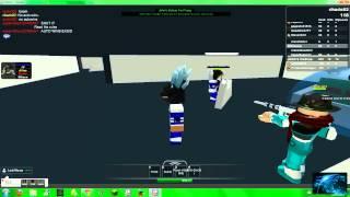 Ro-war3 UN vs GSC ROBLOX part2
