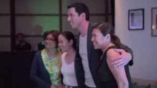 The Property Brothers visits Fort Santiago in Manila, Philippines  | HGTV Asia