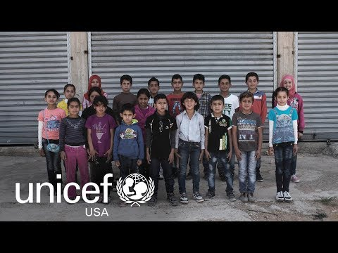 How UNICEF Lebanon Works to Provide Schooling for Syrian Chile Refugees in Lebanon