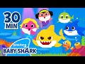 8-Bit Baby Shark and more | +Compilation | Best Baby Shark Songs | Baby Shark