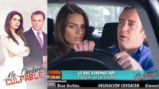 Me declaro culpable Avance 22 de noviembre | Hoy - Televisa