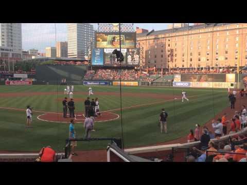Orioles vs Tigers