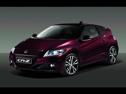 2015 honda cr z youtube. Black Bedroom Furniture Sets. Home Design Ideas