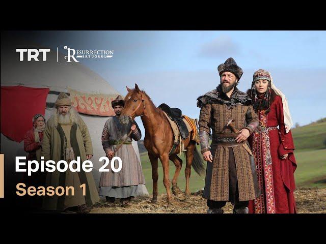 Resurrection Ertugrul Season 1 Episode 20