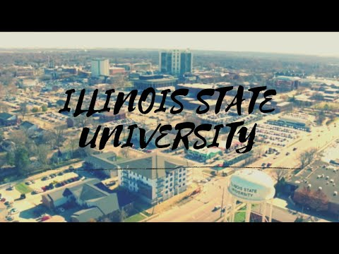 A Day In The Life At Illinois State University!