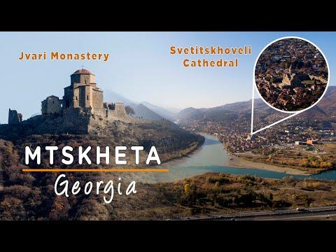 STUNNING VIEWS - Mtskheta, Georgia