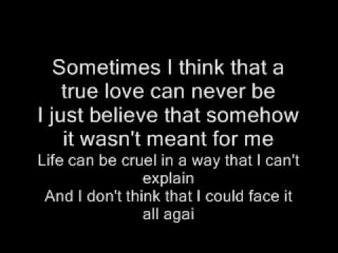 Jennifer Lopez-Ain't it Funny (With Lyrics) - YouTube